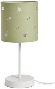 Alice & Fox Bordlampe Star, Green