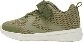 Hummel Actus ML Jr Sneaker, Deep Lichen Green