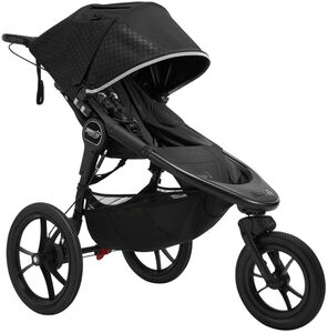 Baby Jogger Summit X3, Mid Black