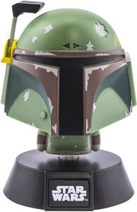 Star Wars Bobba Fett Icon Light BDP Nattlampe