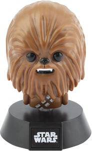 Star Wars Chewbacca Icon Light BDP Nattlampe