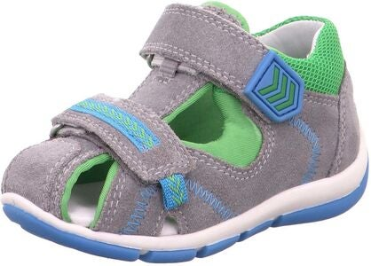 Superfit Freddy Sandal, Grey