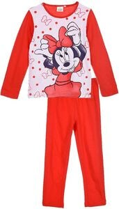 Disney Minni Mus Pysjamas, Red