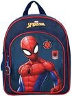 Marvel Spider-Man Be Strong Ryggsekk 7L, Navy