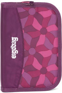 Ergobag Pennal Night CrawlBear, Flower Wheel Purple