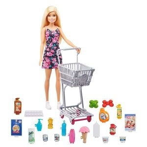 Barbie Dukke Shopping Time
