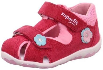 Superfit Fanni Sandal, Red