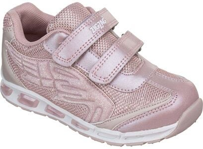 ZigZag Roseau Blinkende Sneaker, English Rose