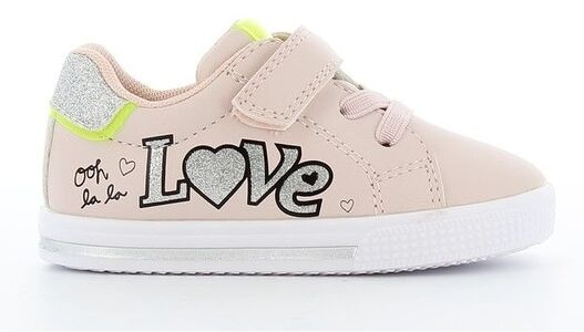 Sprox Sneaker, Light Pink/Yellow