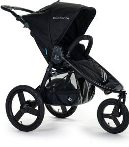 Bumbleride Speed Joggevogn, Matte Black