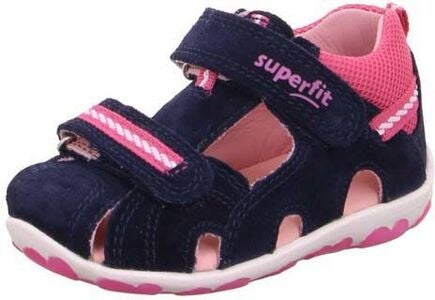 Superfit Fanni Sandal, Blue