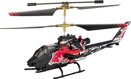 Carrera Red Bull Cobra Helikopter og Kontroll
