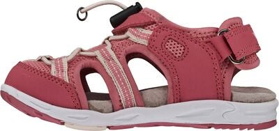 Viking Thrill Sandal, Pink/Light Pink