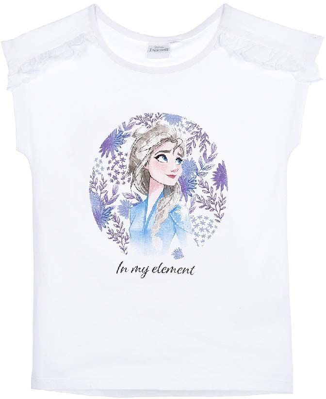 Disney Frozen T-Shirt, White