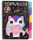 TOPModel Magic Scratch Bok, Hobbybok