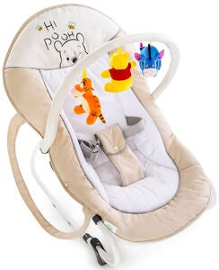 Hauck Bungee Deluxe Vippestol, Pooh Cuddles