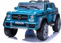 Mercedes Maybach G650 Elbil, Blå