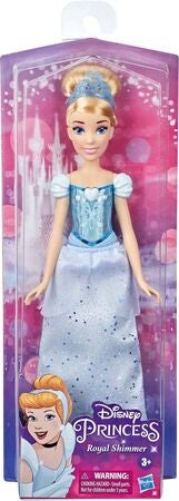 Disney Princess Dukke Royal Shimmer Askepott