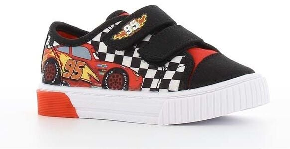 Disney Cars 3 Blinkende Sneakers, Black