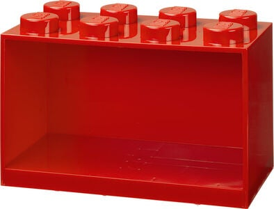 LEGO Hylle 8, Red