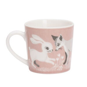 Littlephant Liten Kopp Fairytale Fox, Pdderrosa