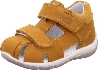 Superfit Freddy Sandal, Yellow