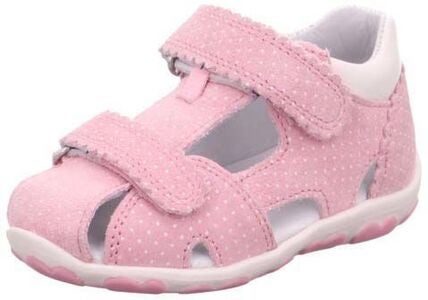 Superfit Fanni Sandal, Pink/White