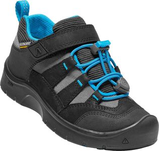 KEEN Hikeport WP Sko, Black/Blue Jewel