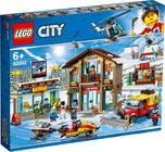 LEGO City Town 60203 Skisted