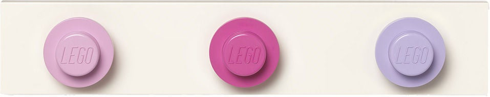LEGO Knaggrekke, Light Pink/Dark Pink/Light Purple