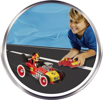Disney Mikke Mus Roadster Racers Hot Doggin' Hot Rod