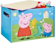 Peppa Gris Kids Toy Box Oppbevaringsboks
