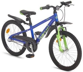 Impulse Premium Zenith Mountainbike 20 tommer, Blue/Green