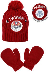 Paw Patrol Lue & Votter, Red