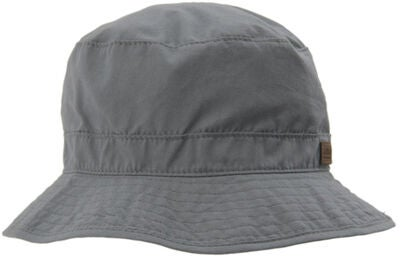 Melton Bucket UV-Hatt, Light Grey