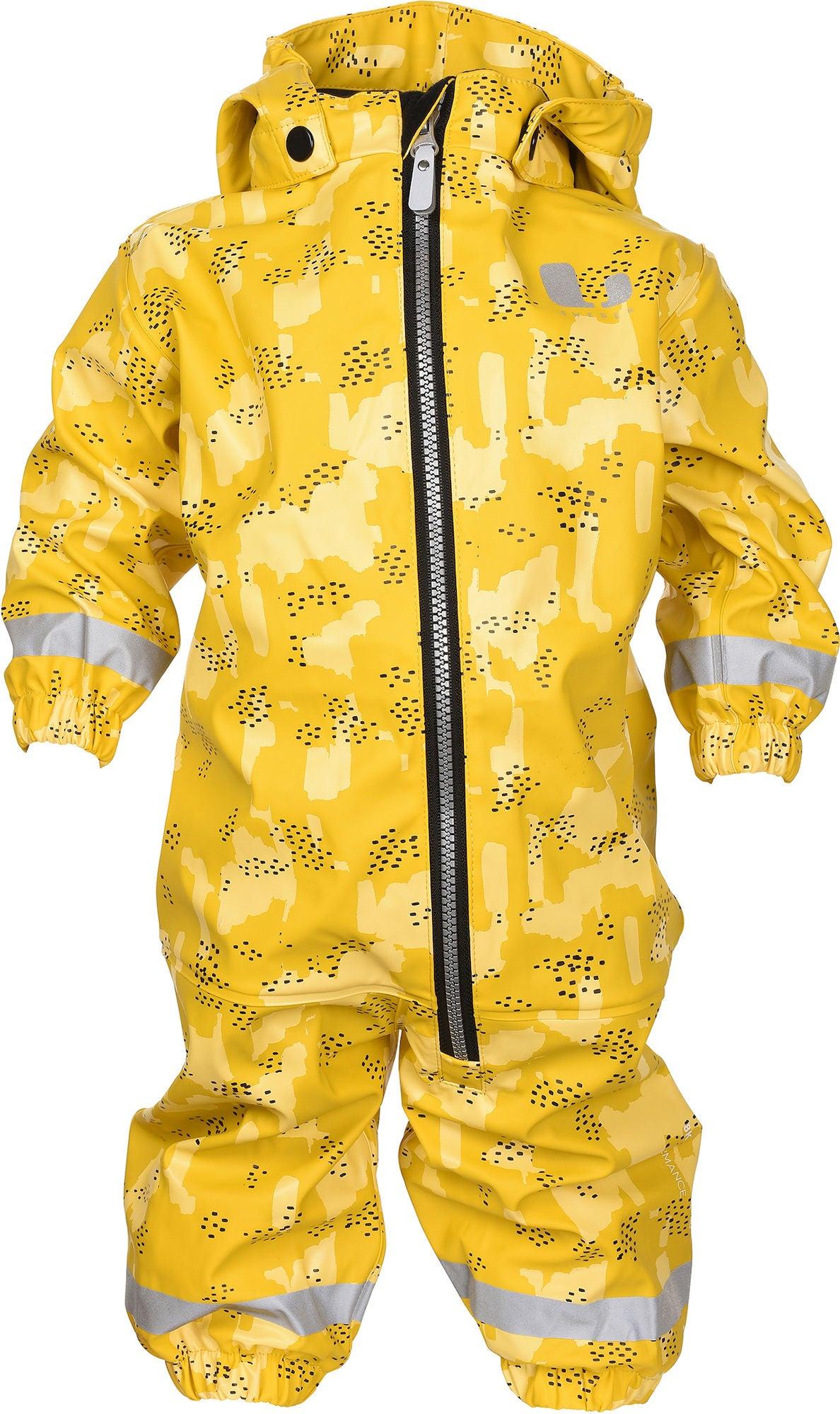 ecec7b89 Kjøp Lindberg Duveke Regndress, Yellow | Jollyroom