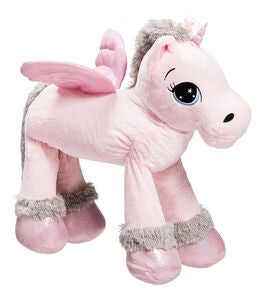 Cloudberry Castle Kosedyr Unicorn 112 Cm, Rosa