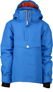 Wearcolour Top Anorak Jakke, Swedish Blue