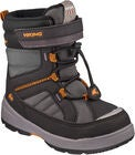 Viking Playtime GTX Sko, Dark Grey/Black