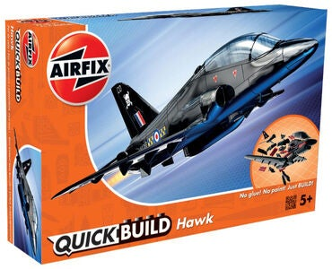 Quickbuild Hawk Fly, Svart