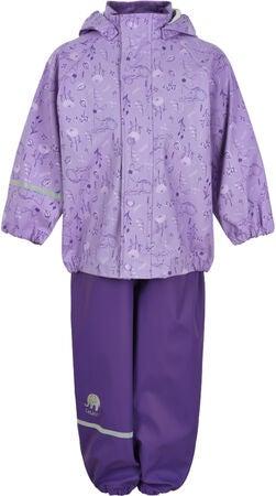 2b3389be Kjøp CeLaVi Regnsett, Violet Tulip | Jollyroom