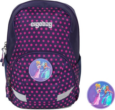 Ergobag Ease LUMI Flashlight Ryggsekk 10L
