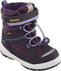 Viking Playtime GTX Vintersko, Purple /Lavender