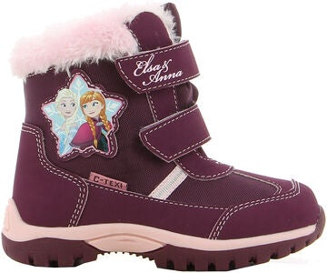 Disney Frozen Vintersko, Dark Purple
