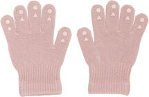 GoBabyGo Fingervanter Glidefrie, Dusty Rose