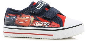 Disney Cars Sneaker, Navy/Red