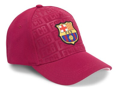 FC Barcelona Caps Kids, Dark Bordeaux