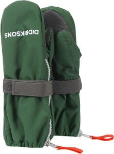 Didriksons Biggles Zip-Votter, Leaf Green