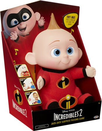 Disney Incredibles Jack Jack Hot Potato