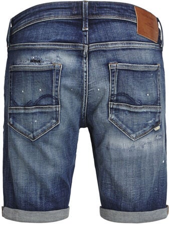 Jack & Jones Rick Shorts, Blue Denim